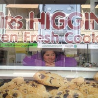 Photo taken at Mrs Higgins Oven Fresh Cookies by Priskila C. on 10/16/2014