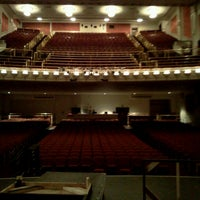 Photo taken at Palace Theatre by Becky B. on 5/1/2013