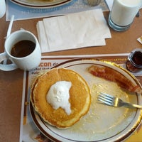 Photo taken at Denny's by d R. on 3/29/2013