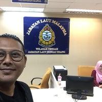 Photo taken at Jabatan laut malaysia by wansyahrulamry on 5/24/2017