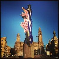 Photo taken at La Cara de Barcelona by Евгений Ф. on 3/7/2013