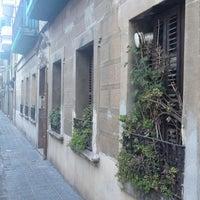 Photo taken at Carrer De Santa Caterina by Евгений Ф. on 3/28/2013
