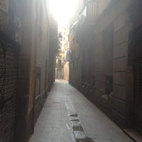 Photo taken at Carrer De Rosa by Евгений Ф. on 7/10/2013