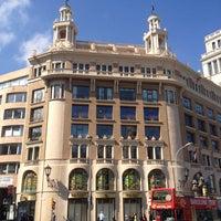 Photo taken at Banco Español De Crédito by Евгений Ф. on 5/26/2014