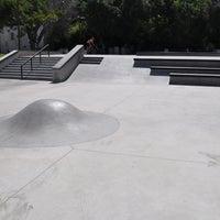 Photo taken at House Park Skatepark by Skatin I. on 1/4/2013