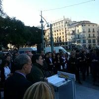 Foto diambil di Plaza de la Marina oleh Victoria A. pada 2/4/2013