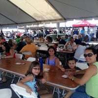 Photo taken at Second Annual Shrimp & Lobster Festival by Shane Y. on 6/29/2013