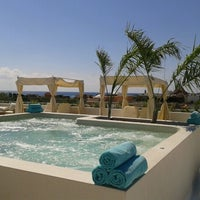 Photo taken at The Palm At Playa by My Perfect Wedding R. on 2/9/2013