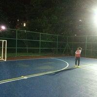 Photo taken at MIAT Futsal Court by Danial A. on 5/25/2016