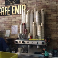 Photo taken at Café Emir by Kbito on 3/2/2017