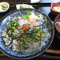 Photo taken at しらす亭 by Akira N. on 6/18/2016