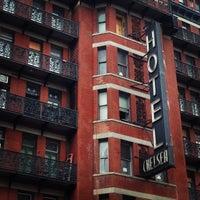 Photo taken at Chelsea Inn by Amanda on 7/16/2014