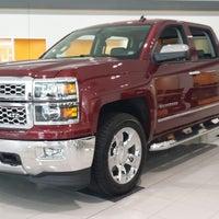 Photo taken at Hendrick Chevrolet by Carlon on 10/30/2013