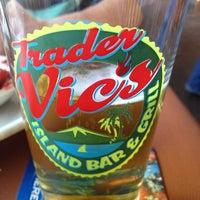 Photo taken at Trader Vic's by Dave K. on 3/8/2013