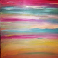 Photo taken at Sipping N' Painting by Ginger P. on 1/19/2013