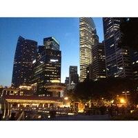 Das Foto wurde bei Marina Bay von Rachel P. am 11/22/2013 aufgenommen