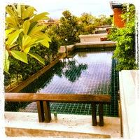 Photo taken at Muang Samui Vilas & Suites, Choegmon Beach by Raquel A. on 5/27/2013