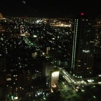 Photo taken at ANA Crowne Plaza Kobe by Moeko S. on 1/4/2013