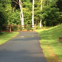 Photo taken at Carolina thread trail concord by Carnita B. on 7/8/2013