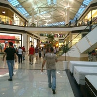 Photo taken at Shopping Campo Grande by Guilherme L. on 2/11/2013