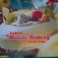 Photo taken at Bunda Bakery Sigli by sopian s. on 9/15/2013