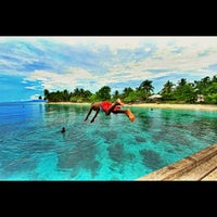Photo taken at Raja Ampat Islands by kang v. on 5/15/2013