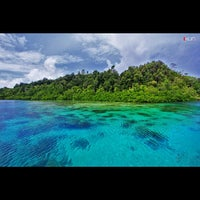 Photo taken at Raja Ampat Islands by kang v. on 5/16/2013