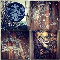 Photo taken at Starbucks Coffee @ New World Hotel by Lan L. on 3/18/2013