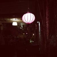 Photo taken at Cafe Sen by Lan L. on 5/25/2013