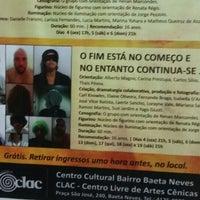 Photo taken at Clac - Centro Livre De Artes Cênicas by Danielle K. on 12/18/2015