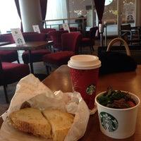 Photo taken at Starbucks by Ella on 11/28/2013