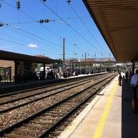 Photo taken at Gare SNCF de Toulon by Lorenzo P. on 6/3/2013
