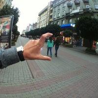 Снимок сделан в Стометровка пользователем Lesia M. 8/22/2013