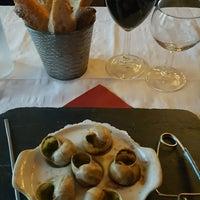 Photo taken at L'ardoise gourmande by Khesa P. on 10/4/2016