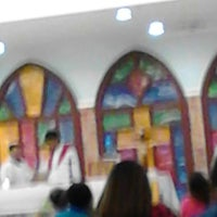 Photo taken at Cash and Carry Chapel by Cha S. on 9/16/2015