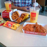Photo taken at McDonald's & McCafé by Marc A. on 1/31/2013