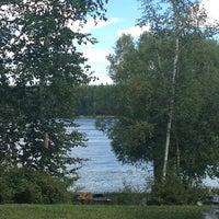 Photo taken at Ten Mile Lake by Krista W. on 7/20/2013