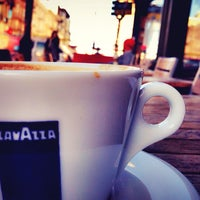Photo taken at Cup-A-Joe Coffee House by Ferdi W. on 10/1/2014