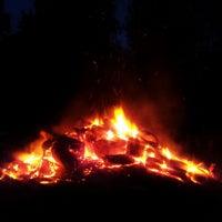 Photo taken at Piirsalu Park by Erki S. on 6/21/2013