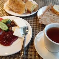 Photo taken at maali hotel by Rabiah M. on 1/31/2014