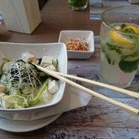 Photo taken at Nine Kitchen  sushi & fusion by Леся Л. on 9/3/2016