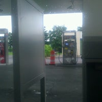 Photo taken at Esso by Eric M. on 6/8/2013