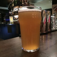 Photo taken at Corsaire Microbrasserie by Eric M. on 3/9/2017