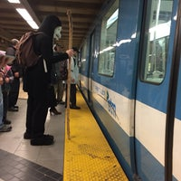 Photo taken at STM Station de Longueuil—Université-de-Sherbrooke by Eric M. on 10/29/2016