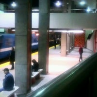 Photo taken at STM Station Rosemont by Eric M. on 4/16/2013