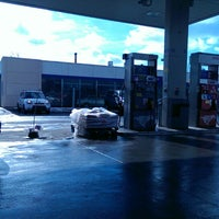 Photo taken at Esso by Eric M. on 3/11/2014