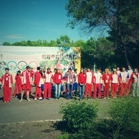 "Photo taken at ДСОСЛКД ""Олимпиец"" by Ander 👀 V. on 6/30/2013"