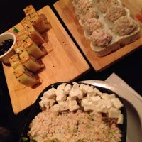 Photo taken at Sushi Bar & Delivery by HayÐeé R. on 3/27/2013