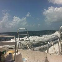 Photo taken at Sundiver Snorkeling by Rebecca M. on 6/18/2013