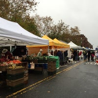 Photo taken at Inwood Farmers Market by Doug L. on 11/1/2014